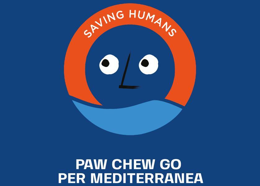 Paw Chew Go X Mediterranea // Grande Asta di Illustrazione!