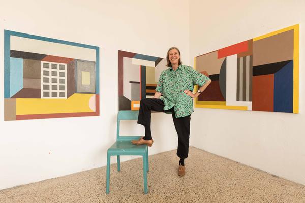 VERNICE PACIUGO / Nathalie Du Pasquier