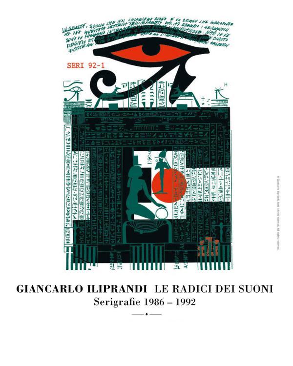 Giancarlo Iliprandi, Le radici dei suoni