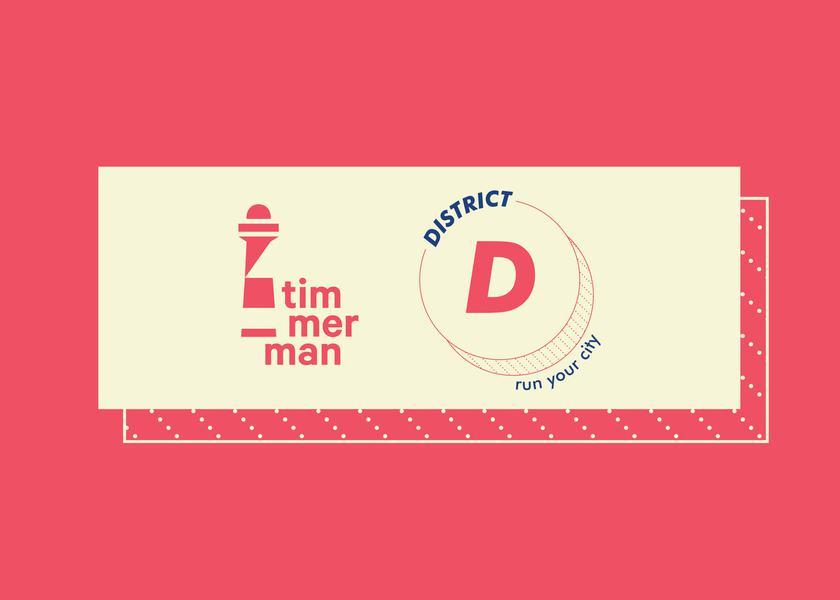 Da Timmerman a District