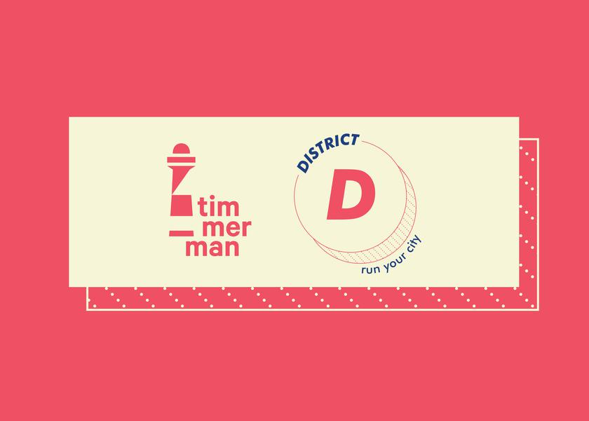 Da Timmerman a District